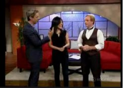 Elliott Smith on Rogers Daytime Television Ottawa